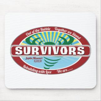 Survivors Mouse Pad