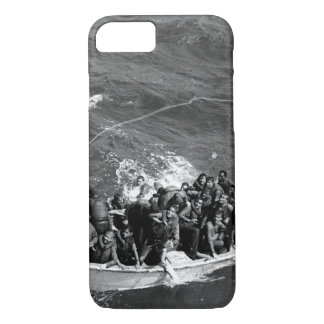 Survivors of USS PRINCETON_War Image iPhone 8/7 Case