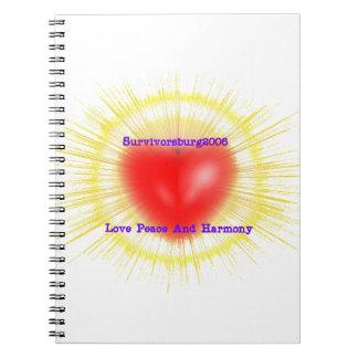 survivorsburg2006 notebooks