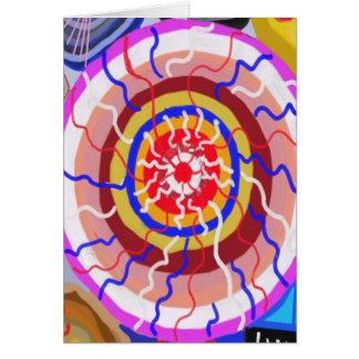Surya Chakra - Sun Source Energy Card