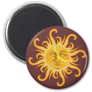 Suryadev : The Sun Fridge Magnet