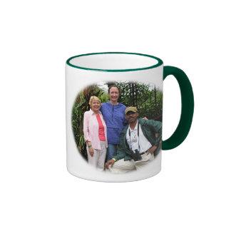 Sus anfitriones del retratamiento - derechos taza de café