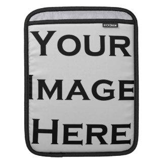 Sus de la imagen productos de encargo aquí mangas de iPad
