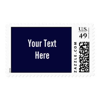 Sus del texto sellos de encargo de los azules