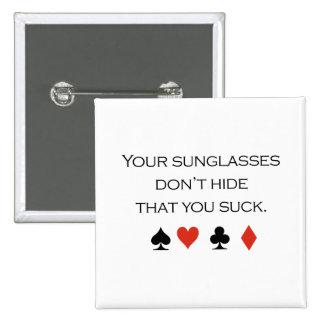 Sus gafas de sol no ocultan que usted chupa la cam pin