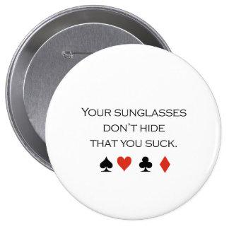 Sus gafas de sol no ocultan que usted chupa la cam pins