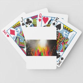 Sus manos y pies cartas de juego
