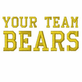 Sus osos del nombre del equipo bordaron el polo