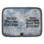 Sus pensamientos crean su futuro - Multi-Productos Planificador