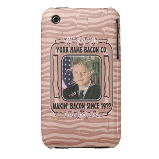 Sus Personal Bacon Company Case-Mate iPhone 3 Coberturas