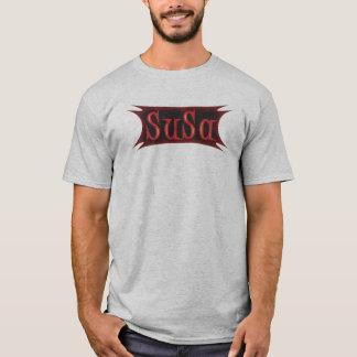 susa mens two tone T-Shirt