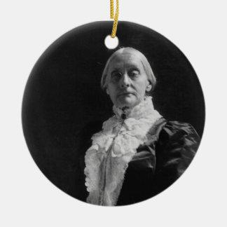 Susan B. Anthony Ceramic Ornament