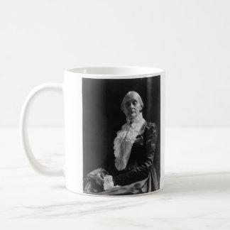 Susan B. Anthony Classic White Coffee Mug