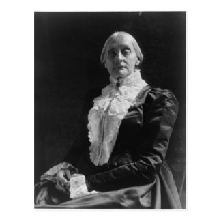 Susan B. Anthony Postcard