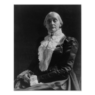 Susan B. Anthony Poster