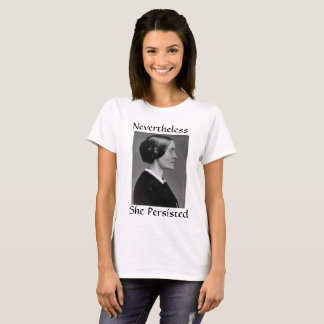 Susan B. Anthony - She Persisted! T-Shirt
