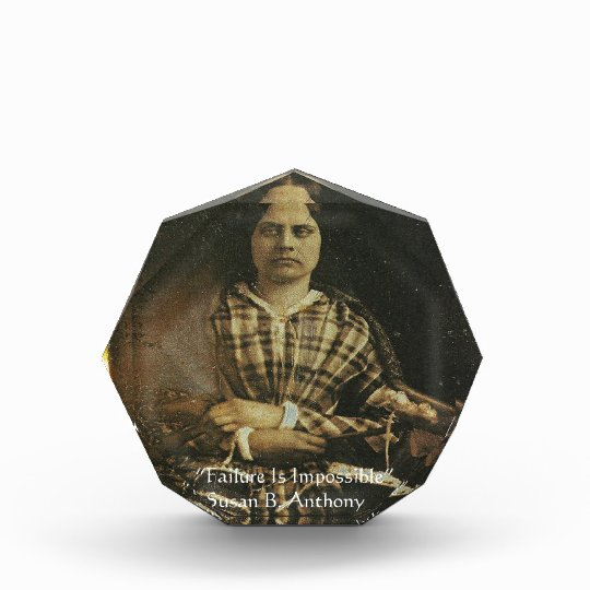 Susan B Anthony Wisdom Quote Gifts & Cards