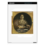 Susan B Anthony Wisdom Quote Gifts & Cards Skin For The iPad 2