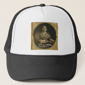 Susan B Anthony Wisdom Quote Gifts & Cards Trucker Hat