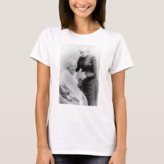 Susan B. Anthony y camiseta de Stanton del carrito