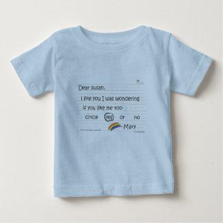 Susan Baby Tee Shirt