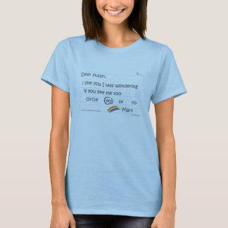 Susan Babydoll T-Shirt