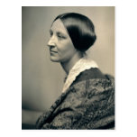 Susan Brownell Anthony 1850 Postcard