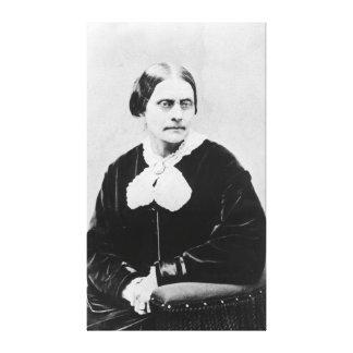 Susan Brownell Anthony c.1871 Impresion En Lona
