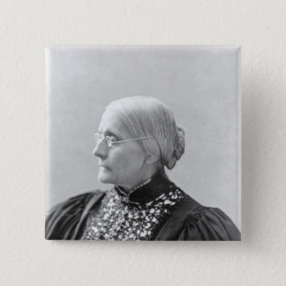 Susan Brownell Anthony  c.1890-1906 Pinback Button