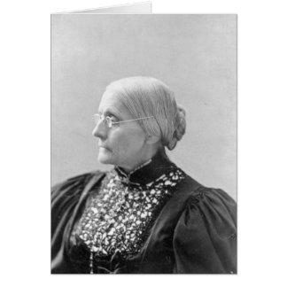 Susan Brownell Anthony c.1890-1906 Felicitacion