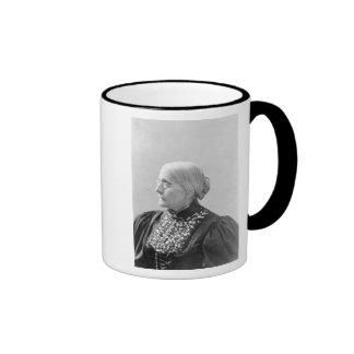 Susan Brownell Anthony c.1890-1906 Tazas De Café