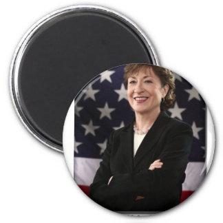 Susan Collins, That's My Senator! Magnet