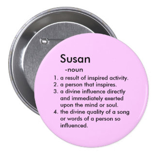 Susan Inspires Buttons