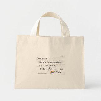 Susan Lunch Mini Tote Bag