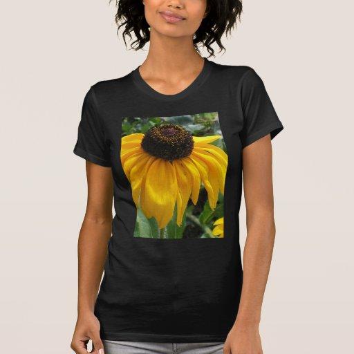 Susan observada negro 2 camiseta