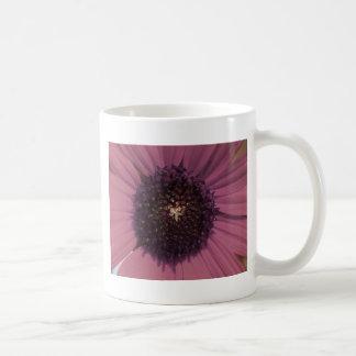 Susan observada negro marrón alterada taza