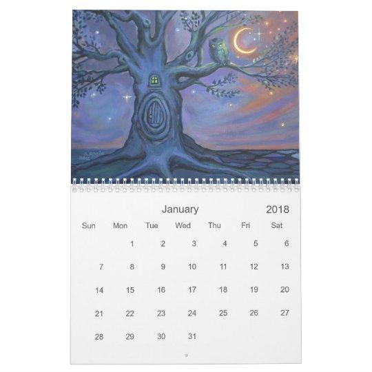 Susan Rodio Art Collection 2013 Calendar