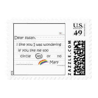 Susan Small Stamp
