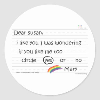 Susan Sticker Small
