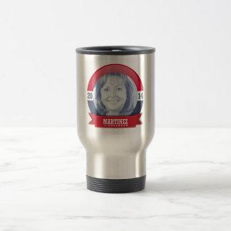SUSANA MARTINEZ CAMPAIGN COFFEE MUG