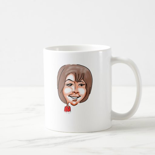 susana martinez coffee mug