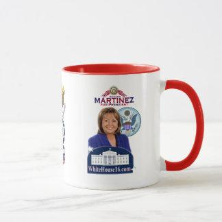 Susana Martínez para presidente Mug