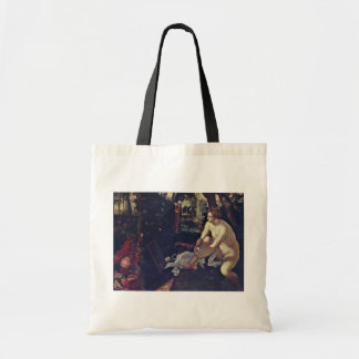 Susanna,  By Tintoretto Jacopo (Best Quality) Tote Bags