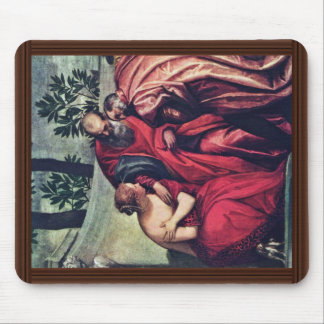 Susanna By Veronese Paolo Best Quality Mousepad