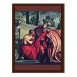 Susanna By Veronese Paolo (Best Quality) Postcards