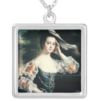Susanna Hope Silver Plated Necklace