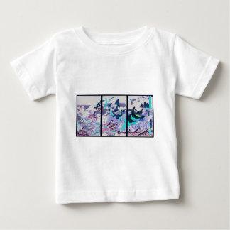 Susano slaying the Yamata-no-Orochi ca. 1870s Baby T-Shirt