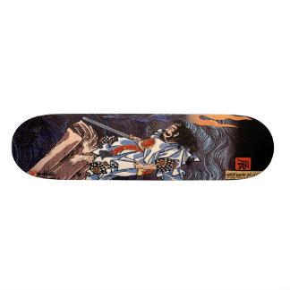 Susanoo Slaying the Yamata No Orochi Skateboard Deck