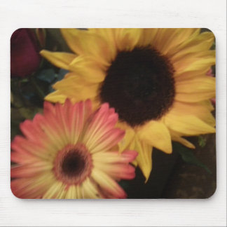 Susan's Bouquet Mouse Pad