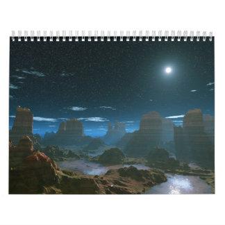 Susan's Fantasy Calendar